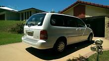 2003 Kia Carnival Wagon Pacific Pines Gold Coast City Preview