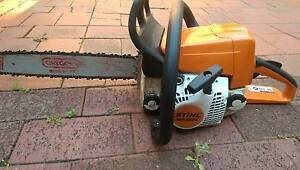 sthil ms250c woodboss chainsaw Subiaco Subiaco Area Preview