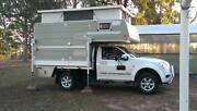 Slide  on  motor  home South West Rocks Kempsey Area Preview