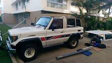 1987 Toyota LandCruiser Coupe Burleigh Heads Gold Coast South Preview