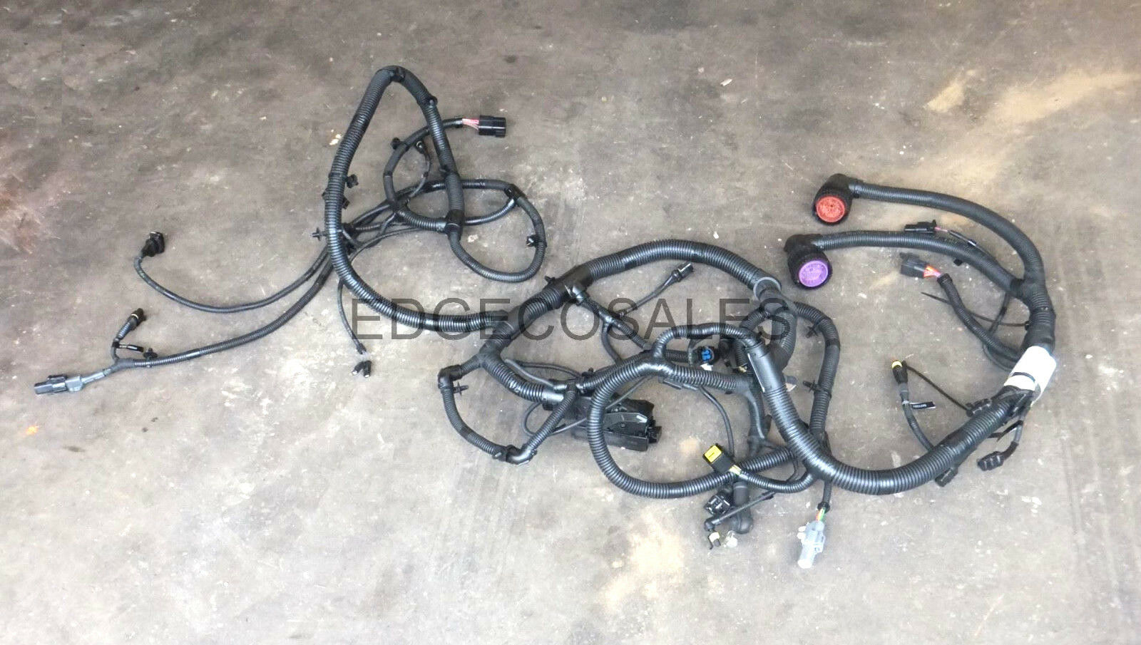 Heavy Equipment Parts Accs New Holland Wiring Harness T6 Series Tractor Engine 47467233