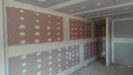 Plastering patch jobs and small renovations