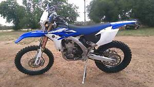 Yamaha WR450F 2015 Coleraine Southern Grampians Preview