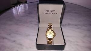 Orologio X2 Collection Gold 200m Women`s Watch-NEW Parramatta Parramatta Area Preview