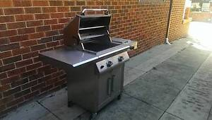 Rinnai Full Stainless Steel BBQ - As new Beverly Hills Hurstville Area Preview
