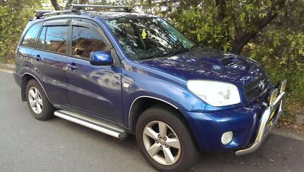 """2005 Toyota RAV4 ACA23R CV 2.4 AWD 5 Speed Manual Wagon"" Tempe Marrickville Area Preview"
