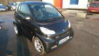 2011 Smart fortwo 1.0mhd Pulse motorhome tow car braked a-frame towcar