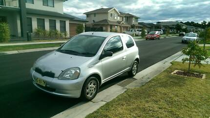 2002 Toyota Echo Hatchback Willmot Blacktown Area Preview