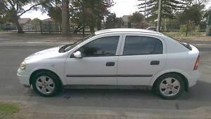 2002 Holden Astra Hatchback Glenelg East Holdfast Bay Preview