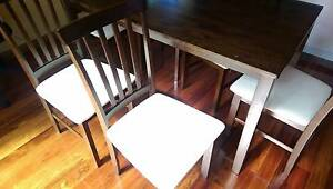 Dinning table and 6 chairs Ambleside Devonport Area Preview