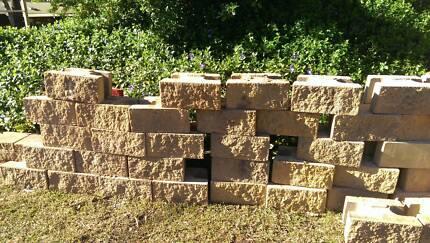 Austral Retaining Wall Blocks
