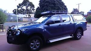 2015 Mazda BT-50 Auto 4X4 Ute with loads of extras Narrogin Narrogin Area Preview