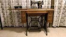 Antique Singer sewing machine Grovedale Geelong City Preview