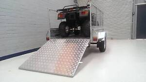 New 7x4 all Galvanized with Ramp. PMX Camper Trailers Canning Vale Canning Area Preview