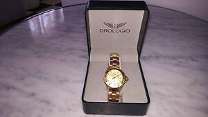 Orologio X2 Collection Gold 200m Women`s Watch-NEW Parramatta Parramatta Area Preview