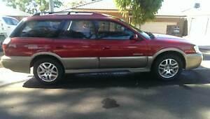 2000 Subaru Outback Wagon Bendigo Bendigo City Preview