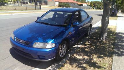 1997 MAZDA 323 PROTEGE (Low K's) Eagleby Logan Area Preview
