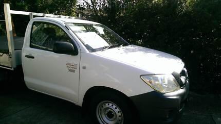 2009 Toyota Hilux Ute Macquarie Hills Lake Macquarie Area Preview