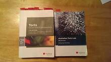 First Year Law textbooks, LLB101, 102, 103 and 104 Brisbane City Brisbane North West Preview