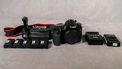 Canon EOS 70D 20.2MP DSLR (Body)