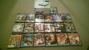 19 HD XBOX DVD'S and XBOX DVD PLAYER Marrickville Marrickville Area Preview
