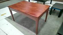 Stained Dining Table Blacktown Blacktown Area Preview