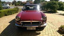 1974 M.G. MGB GT Coupe Ballajura Swan Area Preview