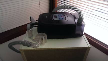 AUTOMATIC CPAP MACHINE - (NIGHT TIME BREATHING MACHINE) Malvern East Stonnington Area Preview