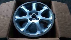 """Ford Fiesta Zetec Alloy Wheels 16"""" - New in Box (2 Available) Elwood Port Phillip Preview"""