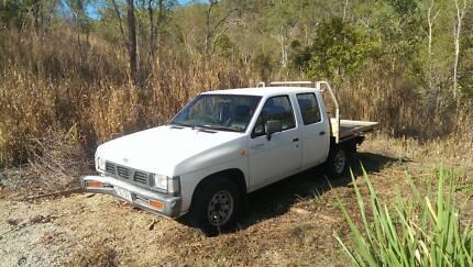 $1200 ONO  '97 Nissan Navara Ute - Perfect for acreage/property Whitsundays Area Preview
