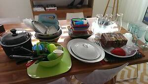 KITCHEN COOKWARE, SERVING DISHES, ETC. Mount Claremont Nedlands Area Preview