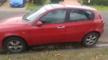 2002 Alfa Romeo 147 Hatchback Woodcroft Blacktown Area Preview