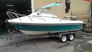 533 Cruisecraft Reef Rider - Excellent condition Findon Charles Sturt Area Preview