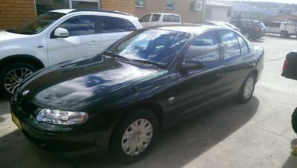2001 Holden Commodore VX Executive Sedan