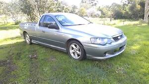 2004 Ford Falcon XR6 Ute $1500 Greenmount Mundaring Area Preview