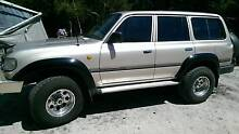 2000 Toyota LandCruiser Wagon St Helens Break ODay Area Preview