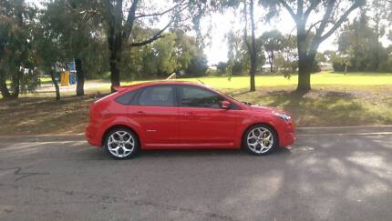 2010 Ford Focus XR5 Hatchback Parafield Gardens Salisbury Area Preview