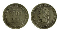 Pcc2033_10) Brasile Brazil - 1000 Reis 1908 -  - ebay.it