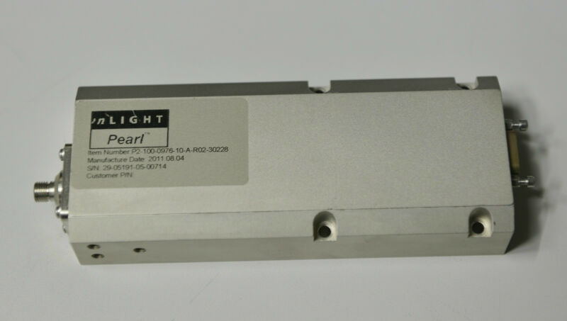 Nlight Pearl™ P14 Series 100w Diode Fiber Ld Laser