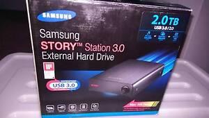 Samsung STORY Station USB 3.0- 2TB External Hard Drive Parramatta Parramatta Area Preview