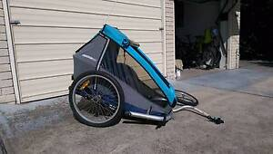 Croozer Kid Plus for 1 Bike Trailer Randwick Eastern Suburbs Preview