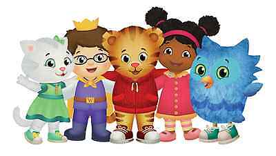Daniel Tiger's Neighborhood Iron On Transfer 4