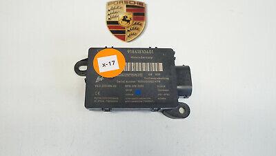 Porsche 918 991 GT3 GT3RS Cayman 981 GT4 Antenna Tyre Pressure Control Rdk x-17