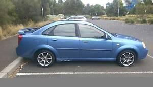 2003 Daewoo Lacetti Sedan North Melbourne Melbourne City Preview