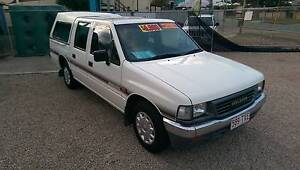 1996 HOLDEN RODEO DUAL CAB UTE Margate Redcliffe Area Preview