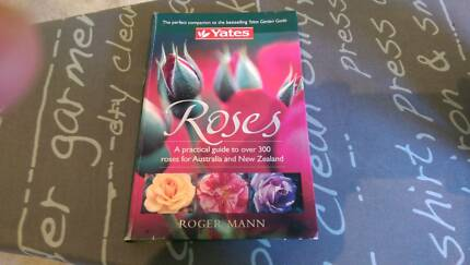 Yates Roses - A Practical Guide to Over 300 Roses for Australia