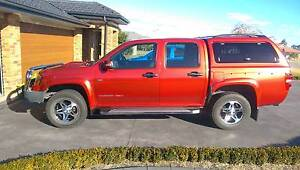 2010 Holden Colorado Crewcab Ute Hunterview Singleton Area Preview