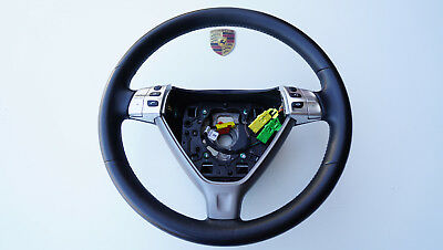 Porsche 997 987 Steering Wheel Tiptronic Multi Function