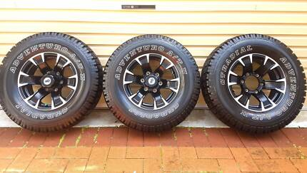 Jayco Outback Wheels and tyres tyre mag alloy rim spare caravan