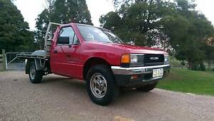 Holden Rodeo 4wd Flat Tray 1989 Devonport Devonport Area Preview